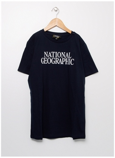 National Geographic National Geographic Lacivert Erkek Çocuk T-Shirt Lacivert